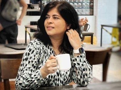 Shubhada Bhide, a successful mom.