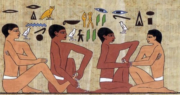 The history of body massage oil dates back to 5,000 BC.